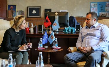 Ahmeti- Apostolovës: Presim projekte nga Evropa