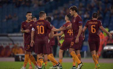 Roma – Astra, notat e ndeshjes (Foto)