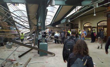 Përplaset treni në New Jersey, tre të vdekur mbi 100 të lënduar (Foto/Video)