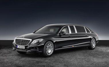 Ky është modeli më i ri super-luksoz i veturës nga Mercedes (Foto)
