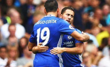 Hazard: Nëse Cota arrin ta bëj këtë, Chelsea do të shpallet kampion