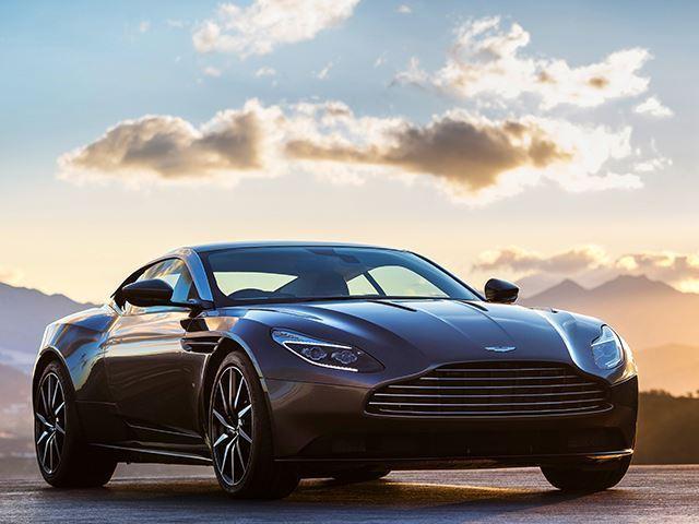 Aston Martin bën të ditura detajet e modelit Volante qe lansohet ne fillim te 2018 es foto 2