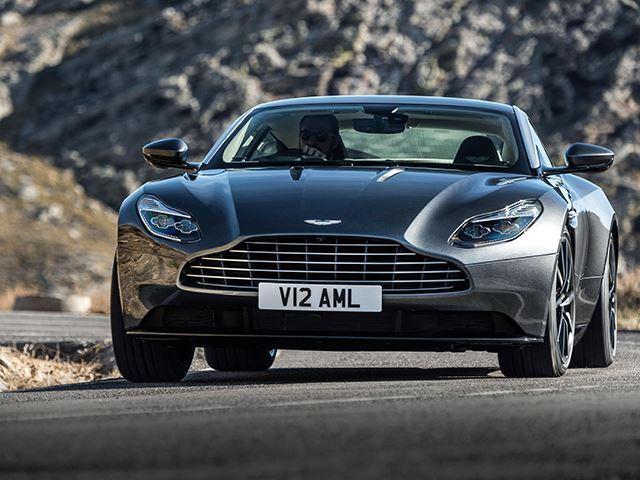 Aston Martin bën të ditura detajet e modelit Volante qe lansohet ne fillim te 2018 es foto 6