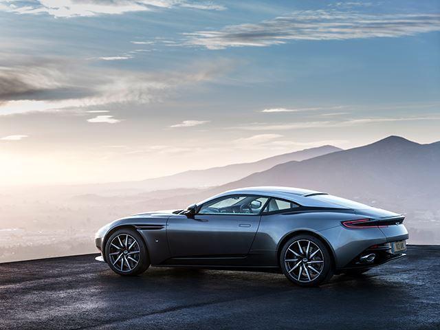 Aston Martin bën të ditura detajet e modelit Volante qe lansohet ne fillim te 2018 es foto 7