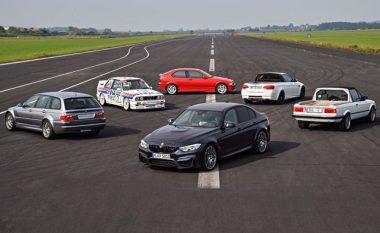 BMW publikon prototipat e linjës M - që nuk janë prodhuar kurrë (Foto)