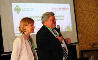 """Përkrahje për RDM nga """"Të gjelbërit"""" Evropian"""