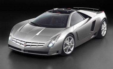 Cadillac rikthen modelin XLR me ndryshime të mëdha (Foto)