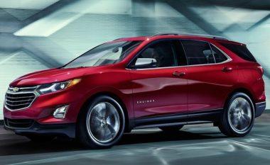 Chevroleti lanson gjeneratën e tretë të Equinoxit më 2018 (Foto)