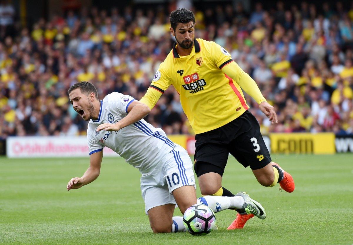 Hazard duket se i është kthyer ditëve të arta, në këtë sezon ai ka shënuar dy gola. Edhe pse ka qenë cak i lojës së ashpër së kundërshtarëve.