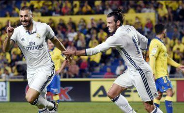 Statistikë: Goli ndaj Las Palmas i veçantë për Benzeman