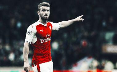 Mustafi i lumtur që Arsenali nuk pranoi gol