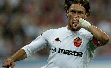 Totti zbulon se si nëna e tija e ndaloi të transferohej te Milani