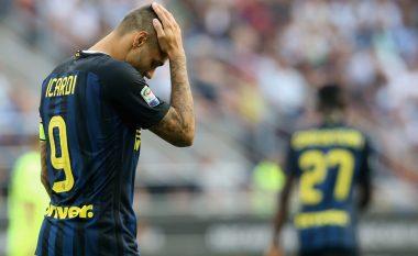 Ndërpritet seria e fitoreve të Interit (Video)