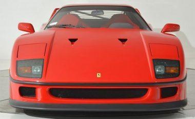 Pikëllohen adhuruesit e kësaj veture të rrallë: Ferrari F40 bëhet shkrumb e hi (Foto)