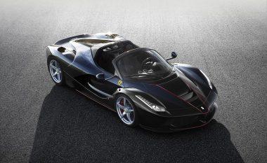 Ferrari lanson hibridin e hapur LaFerrari Aperta, që kushton 1.3 milion euro (Foto)