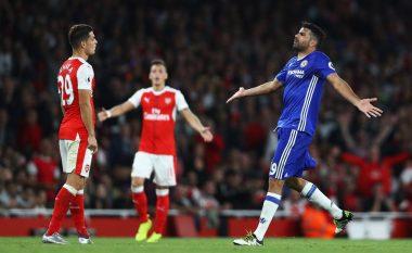 Statistikat mbresëlënëse të Xhakës ndaj Chelseat