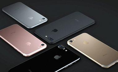 Hyri në dyqanin e Apple-t, theu secilin iPhone 7 që kishte para (Video)