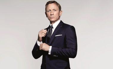 Gjashtë rregulla stili për t'u dukur si James Bondi