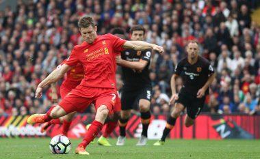 Milner: Këtë sezon jam duke parë një Liverpool ndryshe