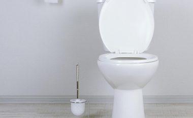 """Kapet gjarpri """"pervers"""" që kafshonte burrat në tualet (Video)"""