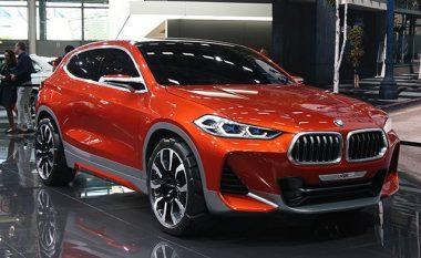 Koncepti i BMW X2 që do të konkurrojë me Mercedes GLA (Foto)