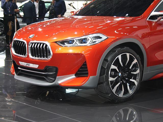 Koncepti i BMW X2 që do të konkurrojë me Mercedes GLA foto 8
