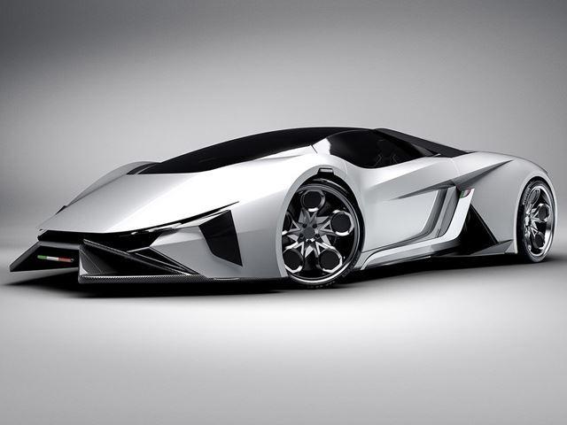 Lamborghini është duke punuar në një hiperveturë komplet elektrike foto 3