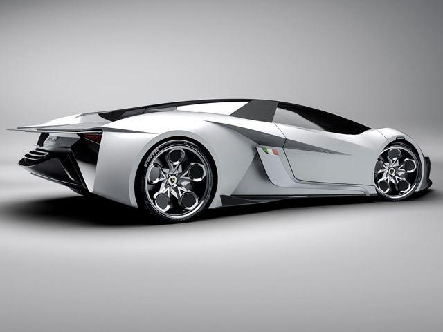 Lamborghini është duke punuar në një hiperveturë komplet elektrike foto 4