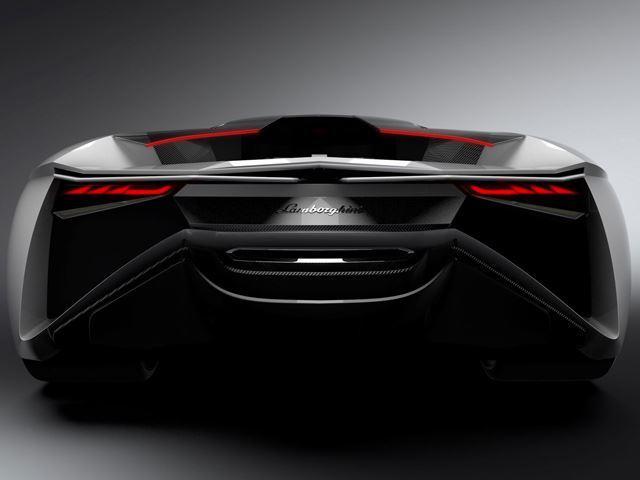 Lamborghini është duke punuar në një hiperveturë komplet elektrike foto 5
