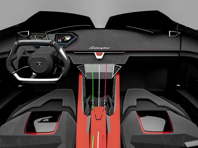 Lamborghini është duke punuar në një hiperveturë komplet elektrike foto 6
