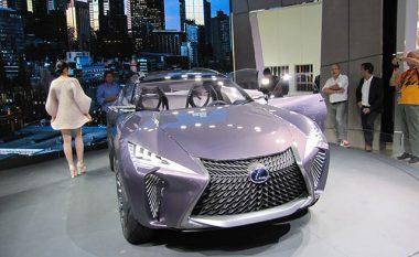 Lexus e prezanton modelin e shumëpritur UX (Foto)