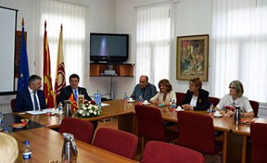 Bashkëpunim akademik Manastir - Selanik