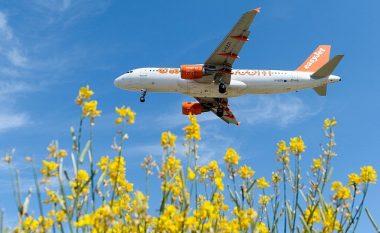 Nxirret nga aeroplani, gruaja që shante udhëtarët dhe rrihte nënën (Foto)