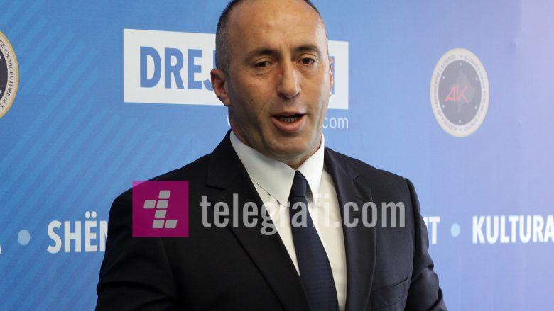 Haradinaj:  Nuk e di nëse objekti në oborrin e UP-së është kishë (Video)