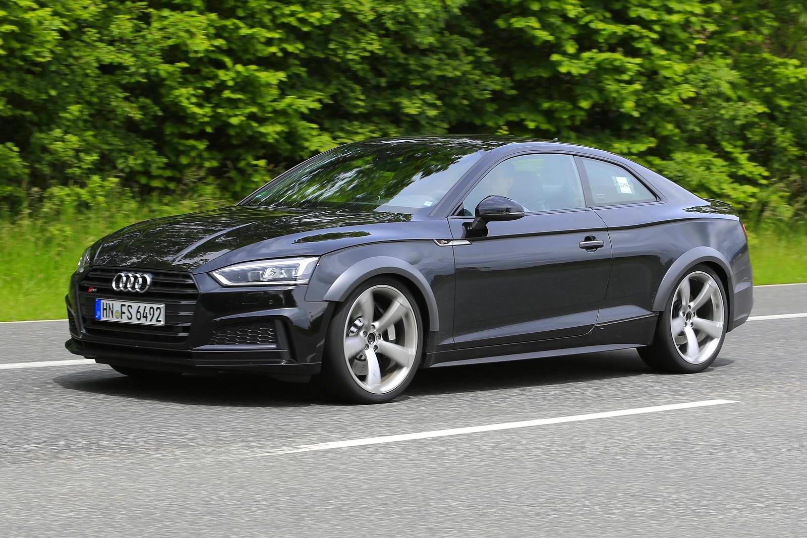Spiunohet gjatë procesit të testimit Audi RS5 që lansohet më 2018 foto 3