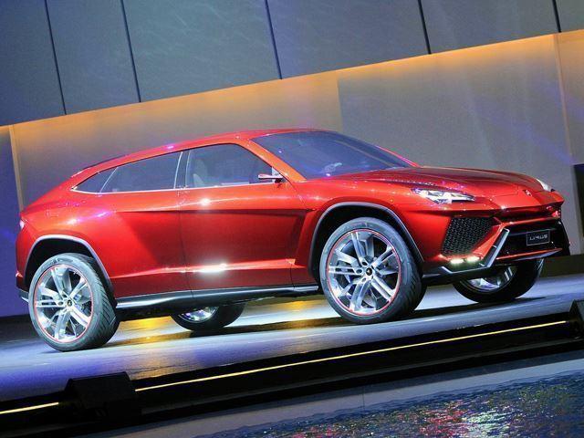 Urus i ri nga Lamborghini do te jete i pershtatur per familjare dhe gra beqare foto 2