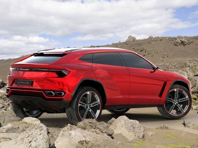 Urus i ri nga Lamborghini do te jete i pershtatur per familjare dhe gra beqare foto 3