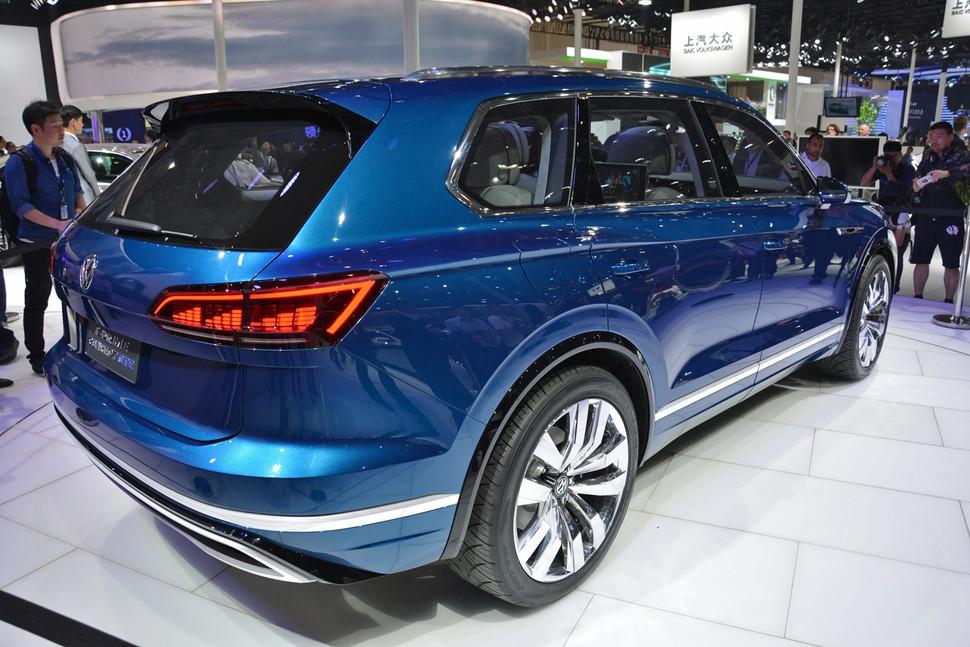 Volkswagen prezanton konceptin e modelit T Prime foto 3