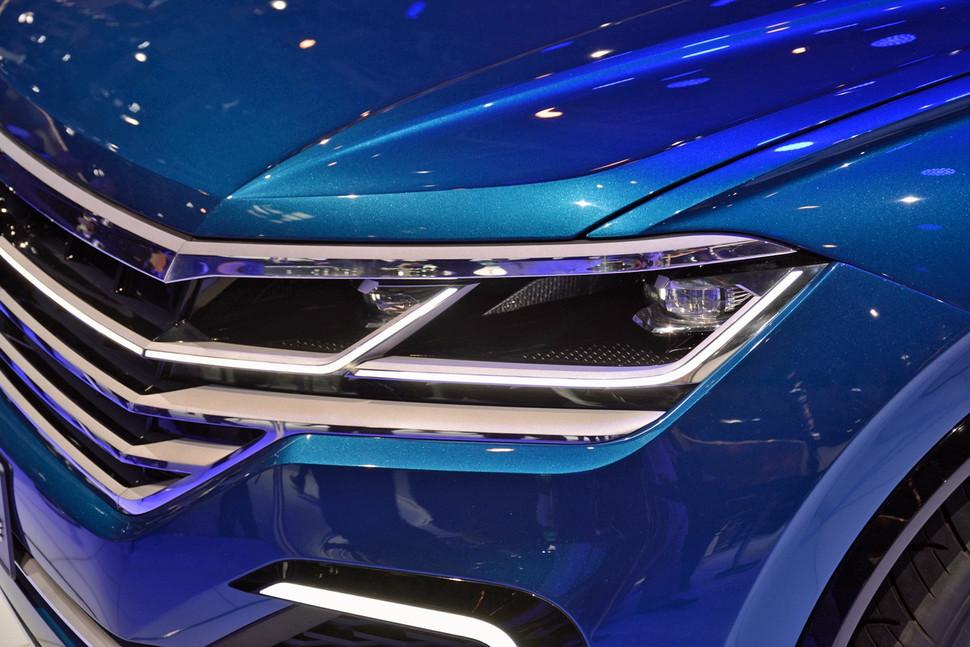Volkswagen prezanton konceptin e modelit T Prime foto 4