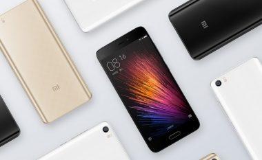 Xiaomi e prezanton zyrtarisht modelin Mi 5s
