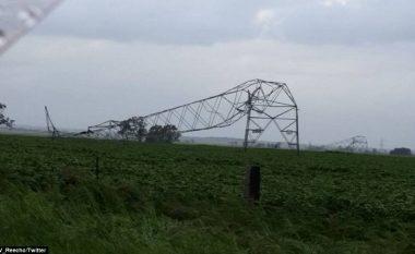 """Rrufetë """"djegin"""" edhe rrjetin elektrik në Australi (Video)"""