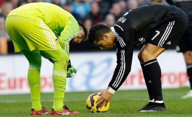 Ky është portieri që ka pritur më shumë penallti në histori të La Ligas (Foto)