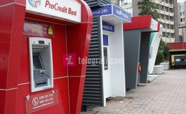 Bankat, 8.4 milionë euro fitim për një muaj