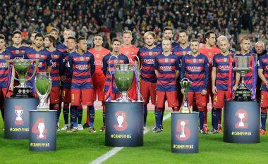 Gjigantët e Evropës çmenden pas lojtarit me rrogën më të vogël te Barcelona