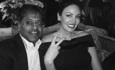Zbulohet identiteti i miliarderit indian që po e mbështet Bleona Qeretin (Foto)