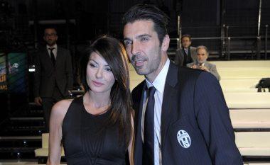 Buffon pritet të bëhet sërish baba (Foto)