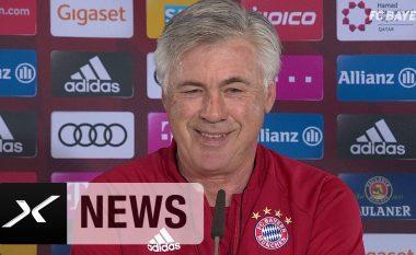 Ancelotti optimist para sfidës së nesërme