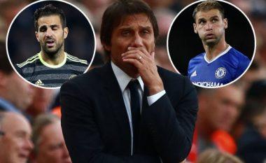 Conte ka gati fshesën në Chelsea, pesë yje në listën e largimeve
