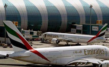 """Një """"dron"""" ndaloi fluturimet në Aeroportin e Dubait (Video)"""