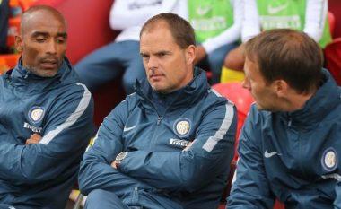 De Boer: Nuk është e lehtë puna e trajnerit te Interi